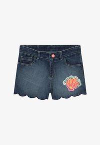 Billieblush - Denim shorts - blue denim - 2