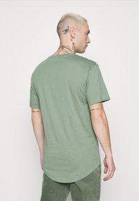 Only & Sons - ONSMATT - T-shirt - bas - hedge green - 2