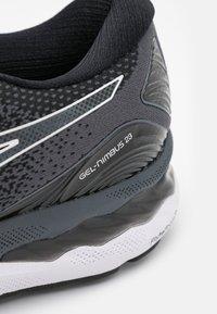 ASICS - GEL-NIMBUS 23 - Neutral running shoes - black/white - 5