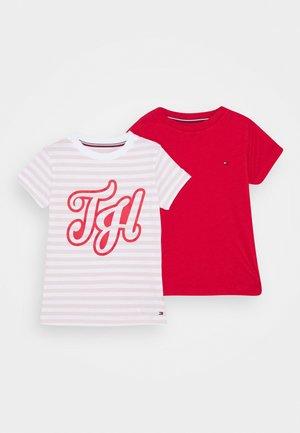 TEE LOGO 2 PACK - Camiseta interior - pink