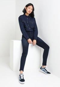 Lee - Jeans Skinny Fit - dark-blue denim - 1