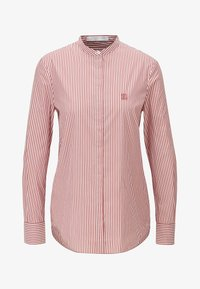 BOSS - BEFELIZE - Button-down blouse - red - 5