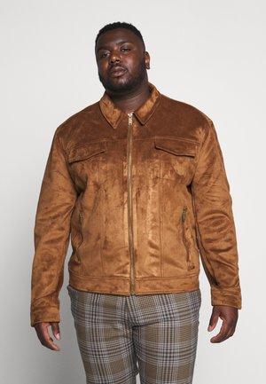 Summer jacket - tan
