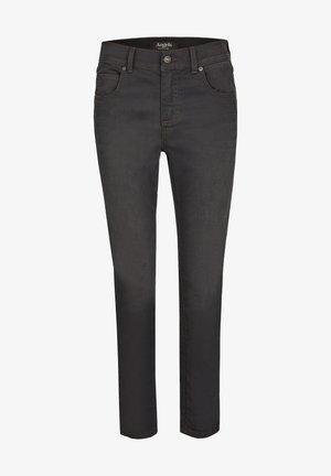 ORNELLA - Slim fit jeans - schwarz
