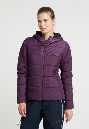 Snowboardjacke - shadow purple