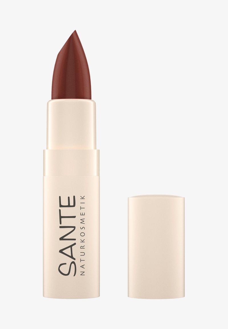 Sante - MOISTURE LIPSTICK - Lipstick - 08 rich cacao