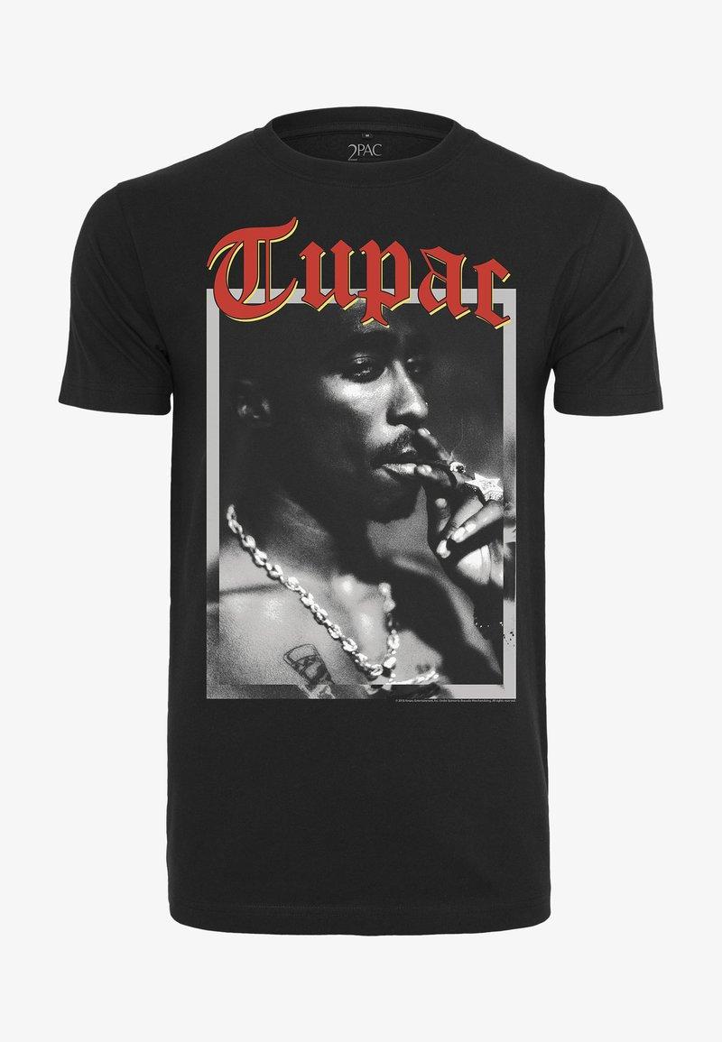 Mister Tee - Print T-shirt - black