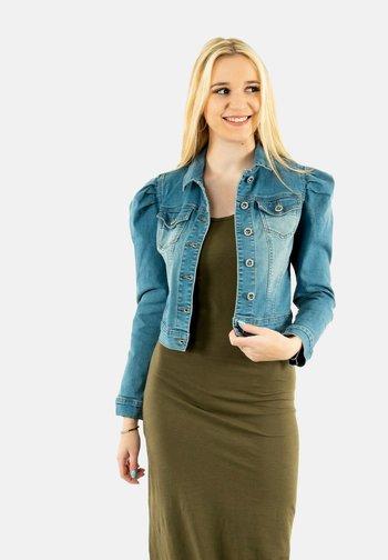 Denim jacket - bleu