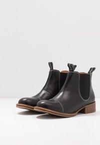 Ten Points - Ankle boots - black - 4