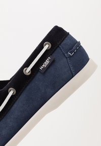 Hackett London - Boat shoes - denim/navy - 5