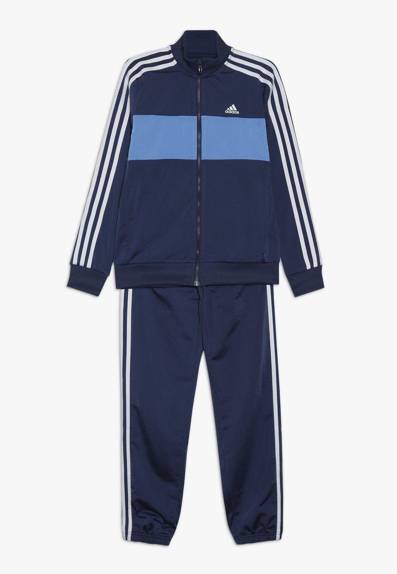 adidas Performance - TIBERIO SET - Survêtement - blue/light blue/white