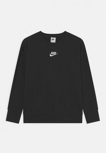 CLUB CREW - Sweater - black/white