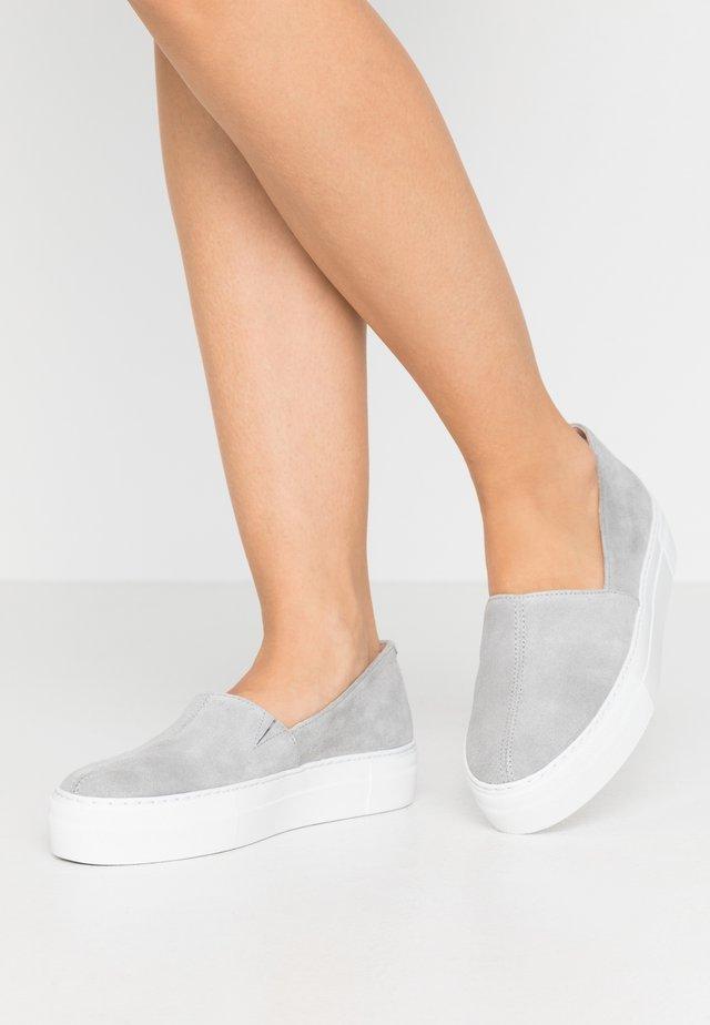 Mocasines - grey