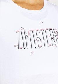 Zimtstern - STARDUZT TEE - Print T-shirt - white - 5