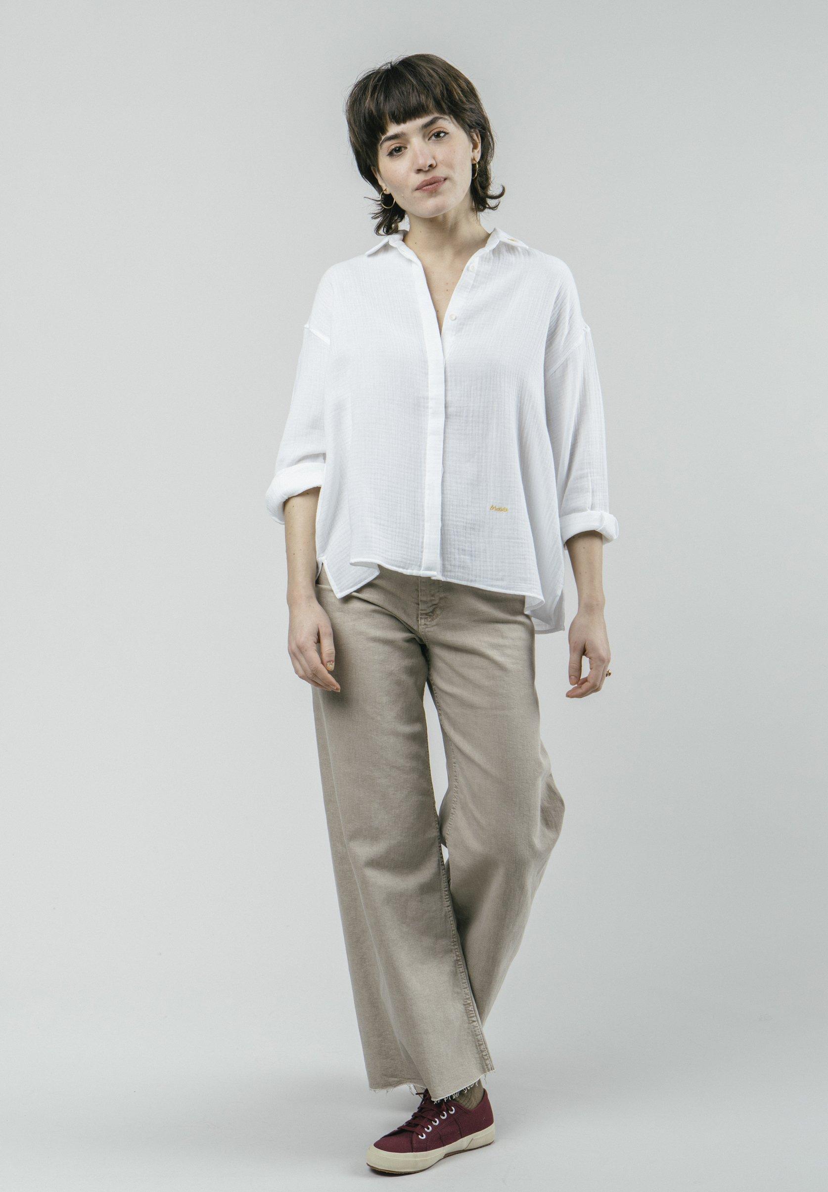 Donna JAPANESE SKY ESSENTIAL - Camicia
