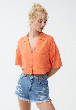Košile - orange