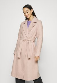 ONLY - ONLGINA WRAP COAT  - Classic coat - humus - 0