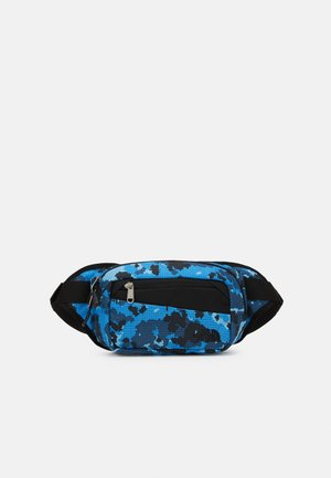 BOZER HIP PACK UNISEX - Bältesväska - clear lake blue/himalayan