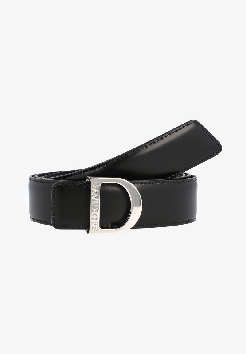 DAVIDOFF - Belt - black