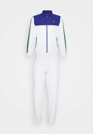 TENNIS TRACKSUIT - Dres - cosmic/white/green
