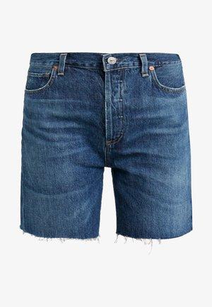 BAILEY  - Denim shorts - blue rose