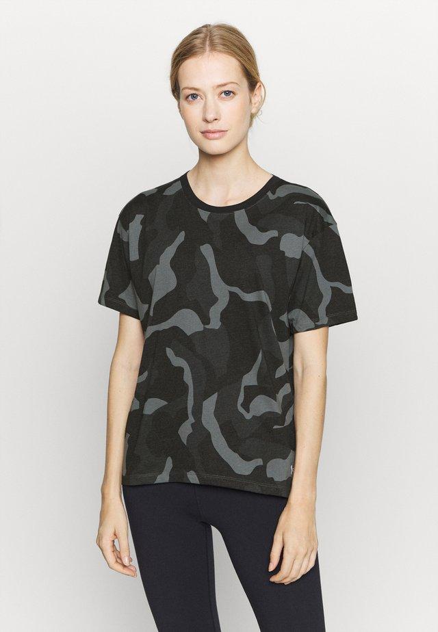 LIVE FASHION DENALI PRINT - T-shirt print - black