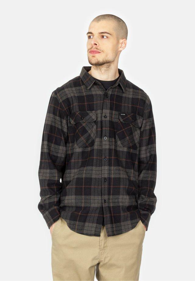 Camicia - black / charcoal
