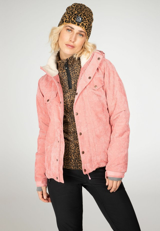 CUTIE  - Winterjas - think pink