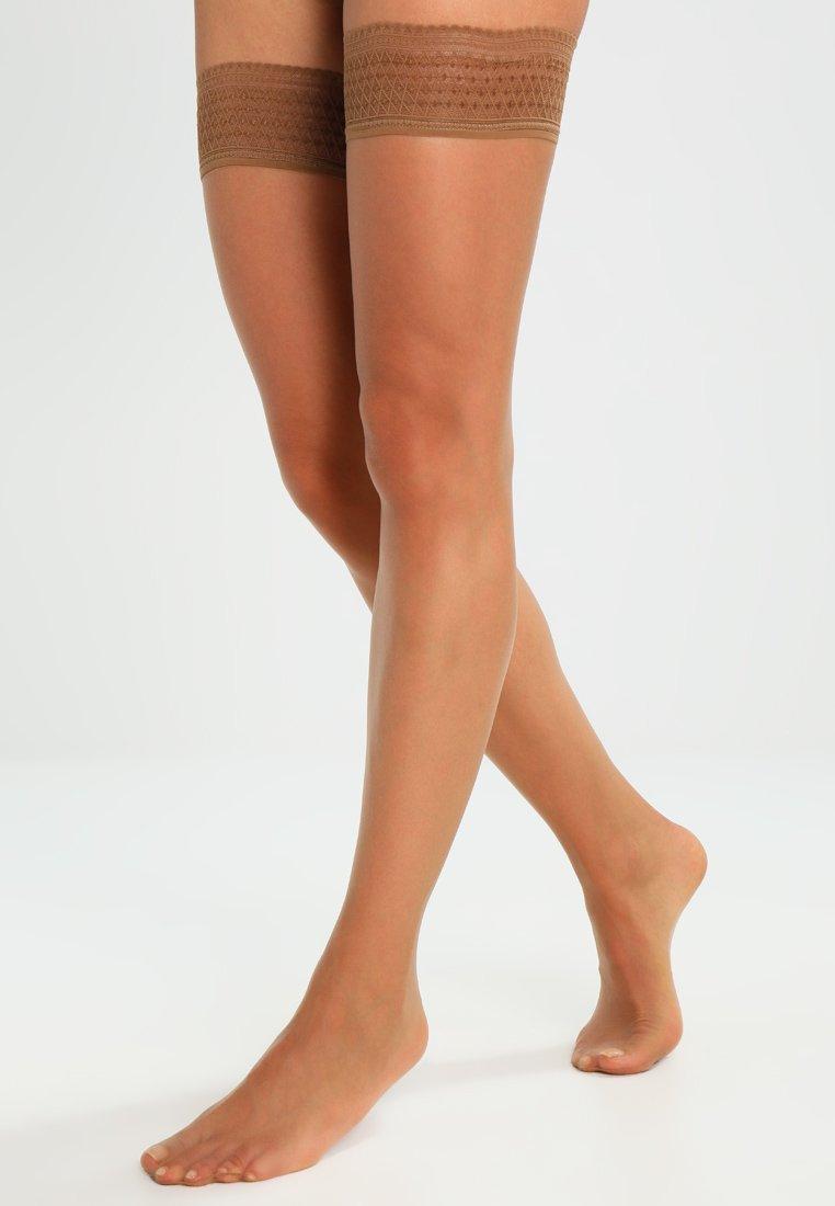 Hudson - 8 DEN LIGHT 8 - Over-the-knee socks - make up