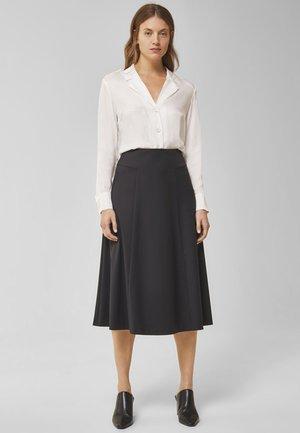AUSGESTELLTER  - A-line skirt - black