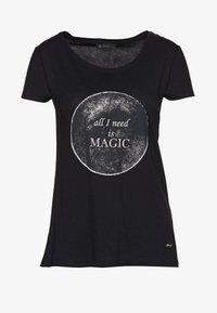 Decay - Print T-shirt - schwarz - 0