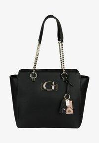 Guess - ANNARITA CARRYALL - Handbag - black - 1