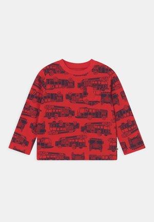 TEE - Long sleeved top - red