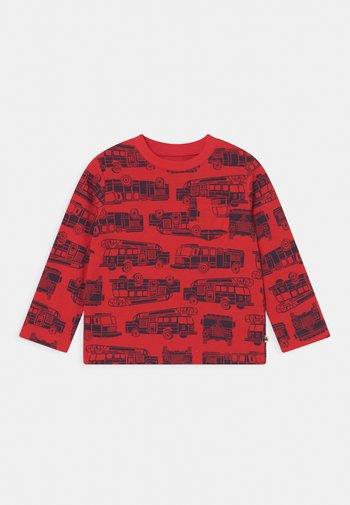 TEE - Langarmshirt - red