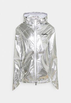 RAIN LOCK JACKET - Chaqueta de deporte - silver reflex