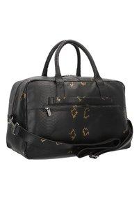 Cowboysbag - Weekend bag - snake black/gold - 1