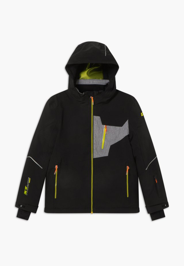 BOYS - Snowboardjas - schwarz