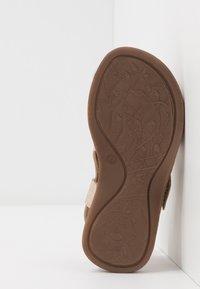 Froddo - LORE MEDIUM FIT - Sandals - gold - 5