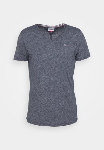 SLIM JASPE V NECK