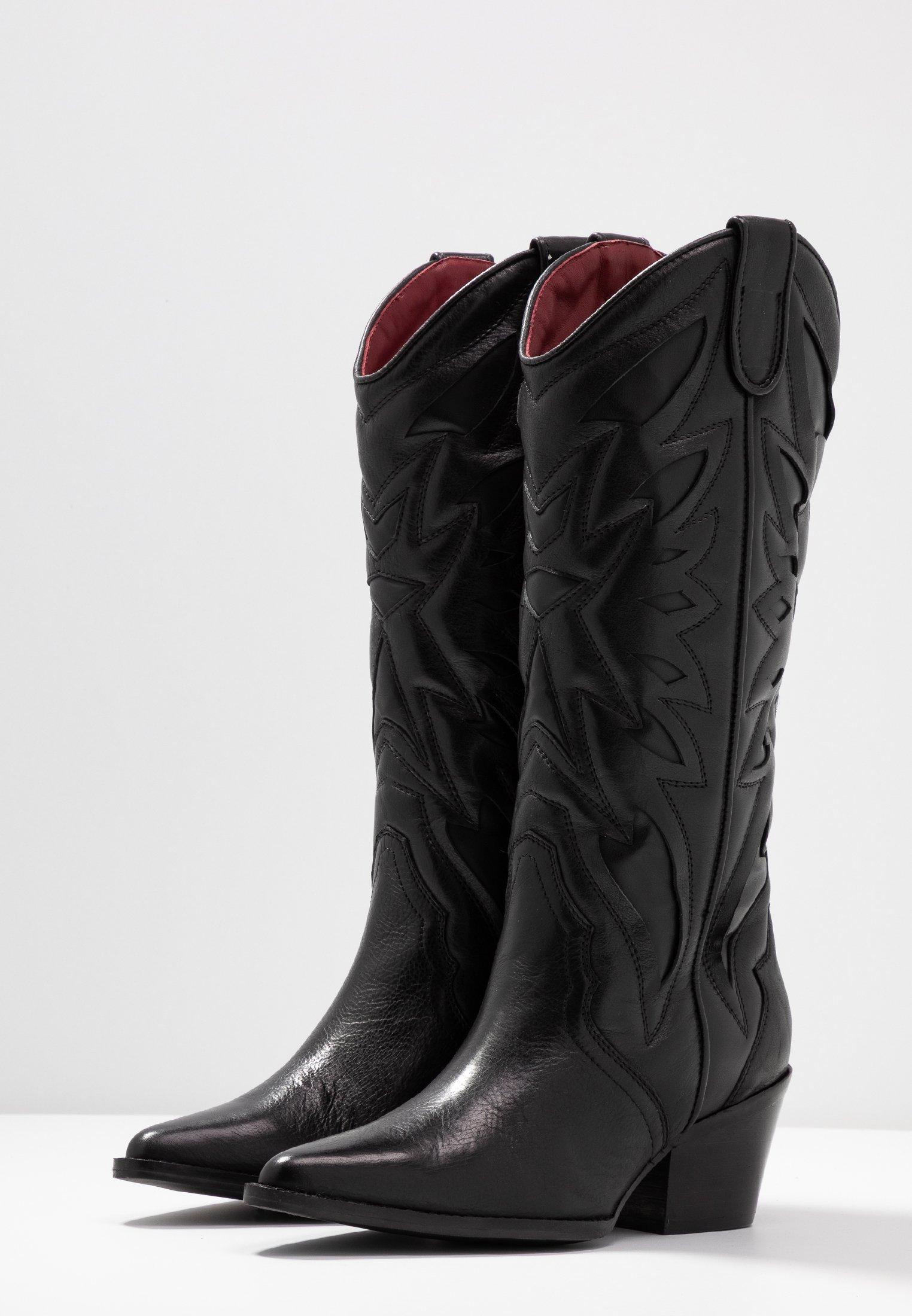 2020 Newest Excellent Women's Shoes Bronx JUKESON Cowboy/Biker boots black 90JGjvewb R5RL5tAPW