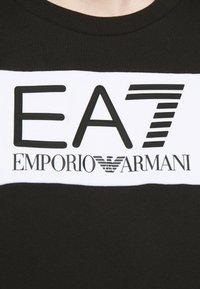 EA7 Emporio Armani - FELPA - Bluza - black - 6