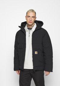 Carhartt WIP - BYRD JACKET - Winter jacket - black - 0