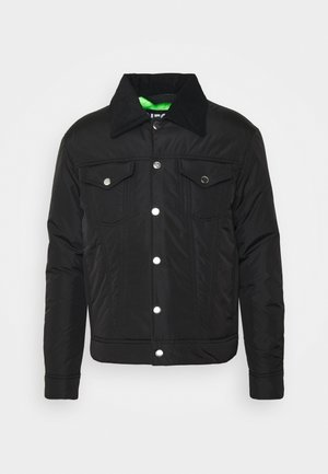 W-JORGE JACKET - Light jacket - black