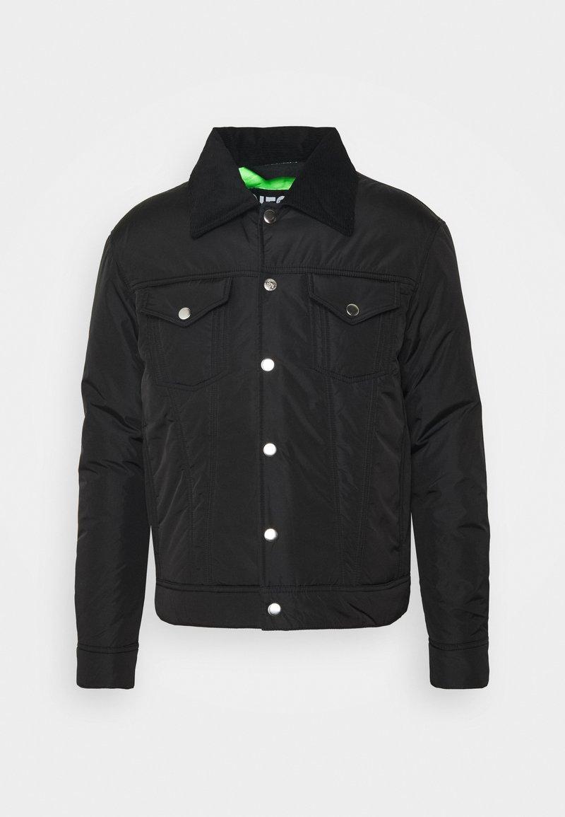 Diesel - W-JORGE JACKET - Light jacket - black