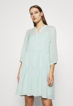 CATHRINE DRESS - Denní šaty - jade green