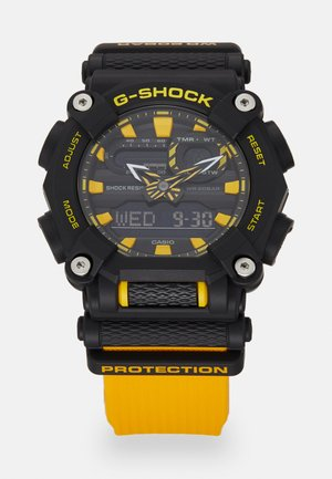 NEW HEAVY DUTY STREET - Chronograaf - black