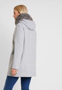 Esprit Collection - MIX COAT - Kurzmantel - light grey - 2