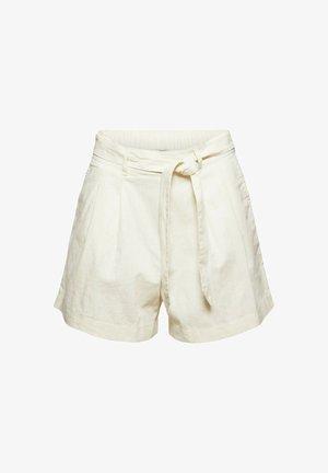 MIX:MIT GUMMIBUND - Shorts - off white