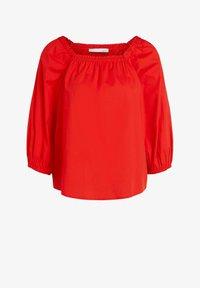 Oui - Blouse - fiery red - 4