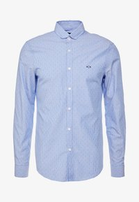 Armani Exchange - Shirt - blue - 4
